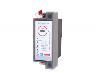 Single Phase STS Split Type DIN Prepayment Energy Meter